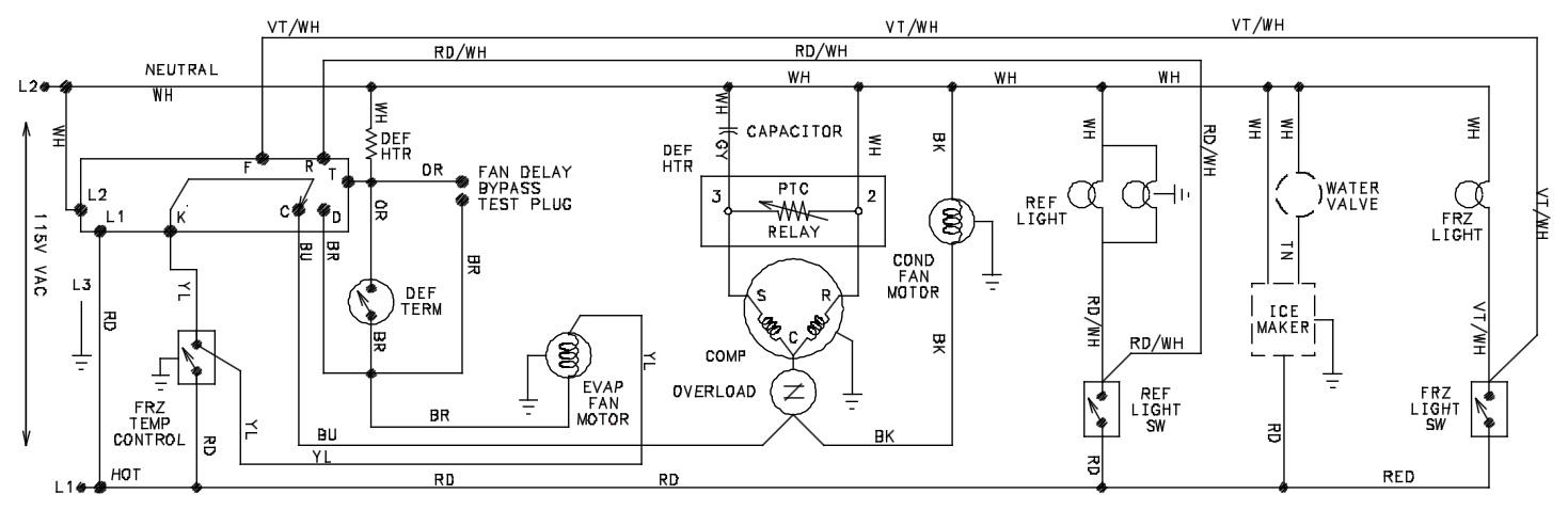 Amana_BBI20_Refrigerator_Schematic Schematic Diagram For Amana Refrigerator on hotpoint refrigerator schematic diagram, lg refrigerator schematic diagram, refrigerator compressor diagram, defrost termination switch wiring diagram, maytag refrigerator schematic diagram, amana ice maker schematic diagram, maytag microwave schematic diagram, maytag dishwasher schematic diagram, freezer schematic diagram, amana wiring diagrams, maytag side by side refrigerator diagram, whirlpool ice maker schematic diagram, whirlpool refrigerator schematic diagram, whirlpool dryer schematic diagram, ge refrigerator ice maker schematic diagram, frigidaire refrigerator schematic diagram, kenmore refrigerator schematic diagram, amana dryer schematic diagram, kenmore washing machine schematic diagram, amana refrigerators side by side,